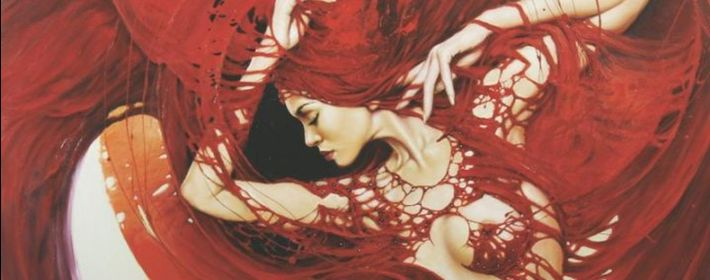 red woman moon blood cycle full wild wilde ondernemer pmdd kayleigh smith love strong pain learn grow heal story