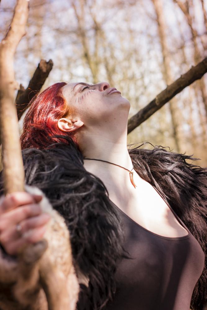 wolf way howl freedom sing spreek stem